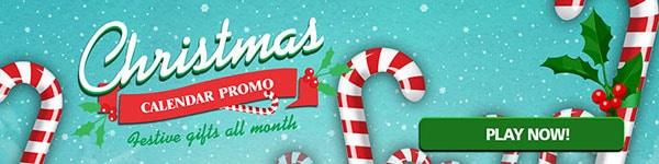 CasinoLuck Christmas Promotions