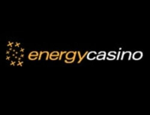 50% Cashback at Energy Casino