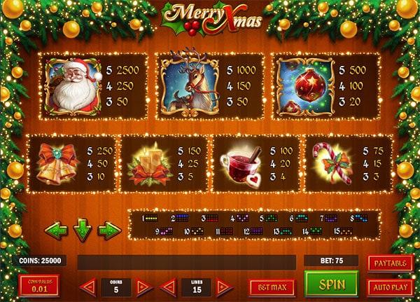 Merry Xmas Play