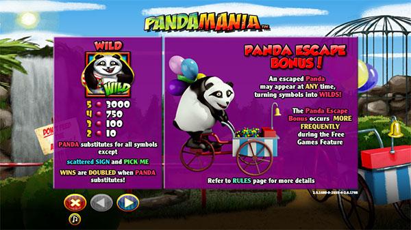 Pandamania Nextgen