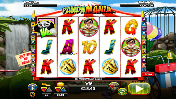 PandaMania Slot Nextgen