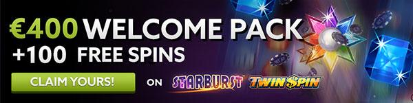 BetAt Casino Exclusive Bonus