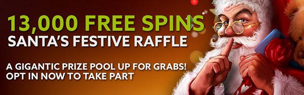 BetAt Casino Free Spins