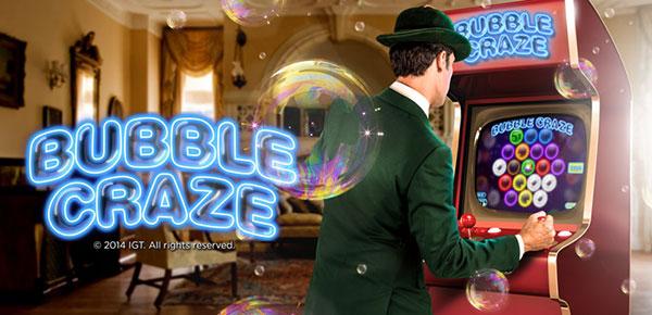 Bubble Craze Mr Green Casino