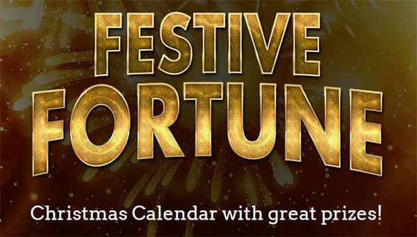 Leo Vegas Festive Fortune