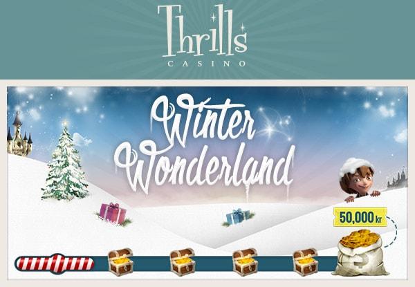Thrills Winter Wonderland
