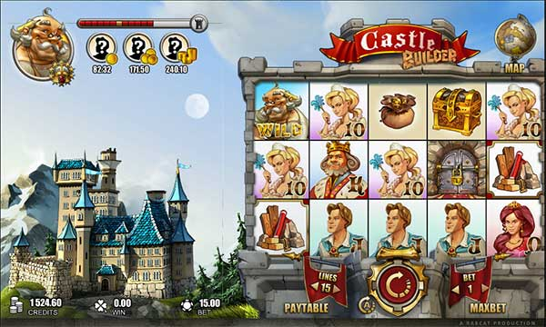 Castle Builder Energy Casino