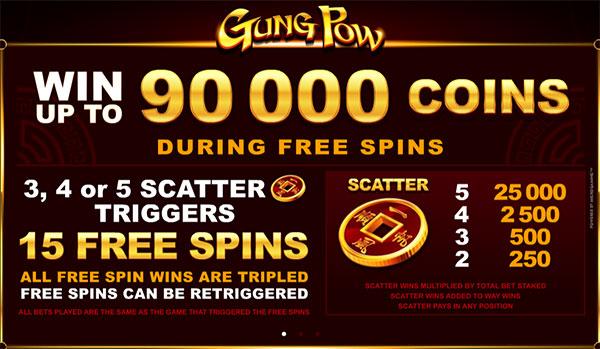 Gung Pow Microgaming