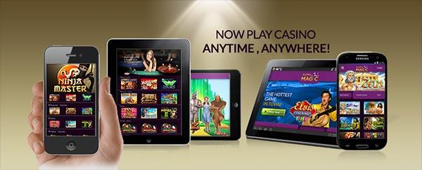 Slots Magic Mobile Casino