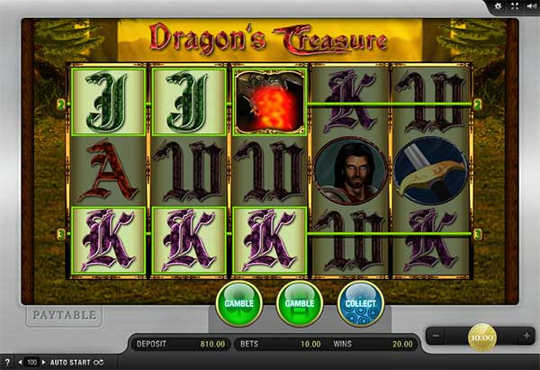 Dragon's Treasure Edict