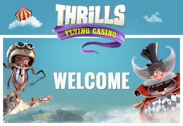 New Thrills Casino