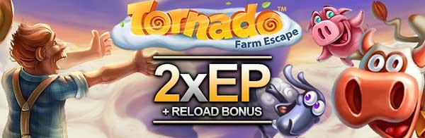 Tornado Farm Escape Bonus