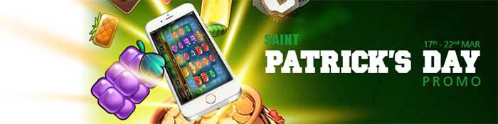 CasinoLuck St Patrick's Day