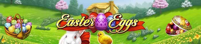 Easter Eggs Slot Play'n Go