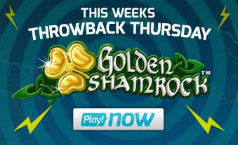 Golden Shamrock Free Spins