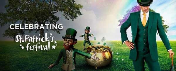 Mr Green Casino St Patrick's