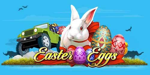 Easter Eggs Raffle