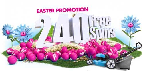 Easter Free Spins Hunt