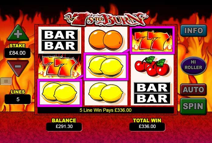 share online keine free slots burn the sevens online