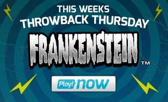 Frankenstein Free Spins