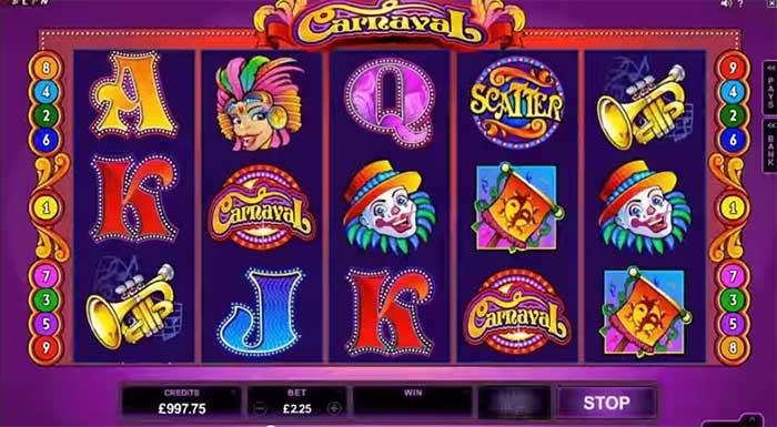 Carnaval-Slot
