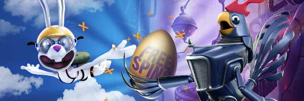 Energy Casino Easter