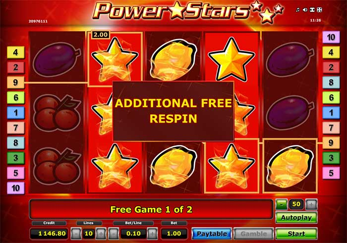 Power Stars Slots - Free Play & Real Money Casino Slots