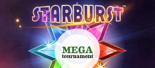 Starburst Mega Tournament