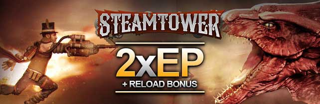 Steam Tower Energy Casino