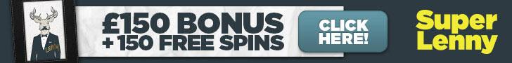 SuperLenny Casino Banner