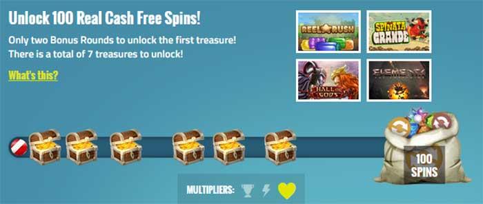 Thrills Casino Bonus-O-Meter