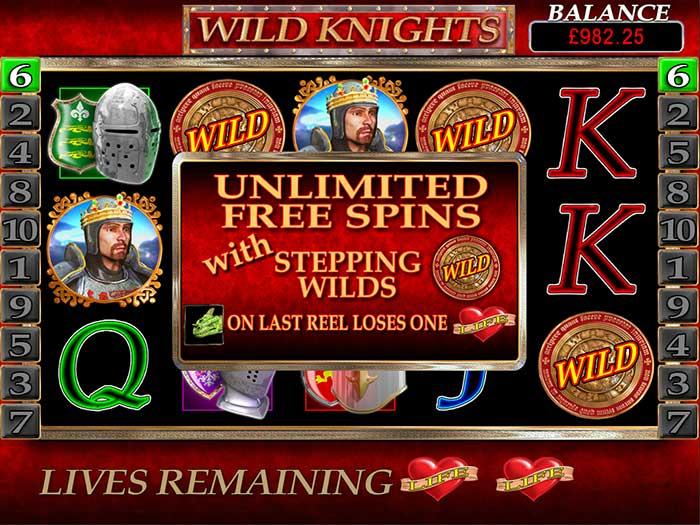 Wild Knights Barcrest
