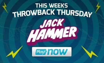Jackhammer slot free spins