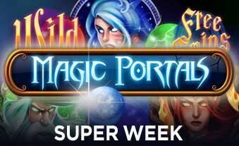 Magic Portals Free Spins