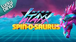 Neon Staxx Spinosaurus