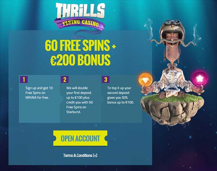 NRVNA Slot Free Spins