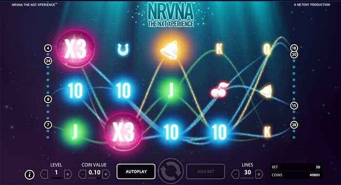 NRVNA Slot Netent