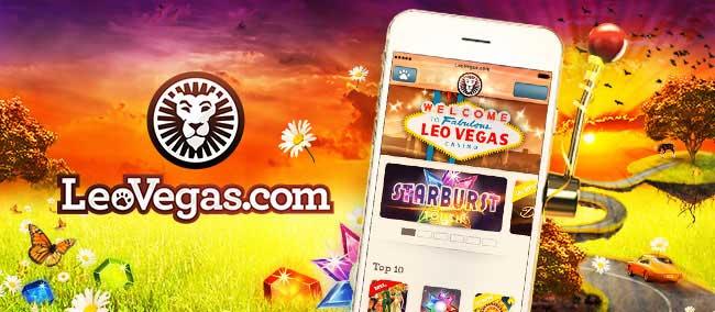 Starburst festival på Leo Vegas