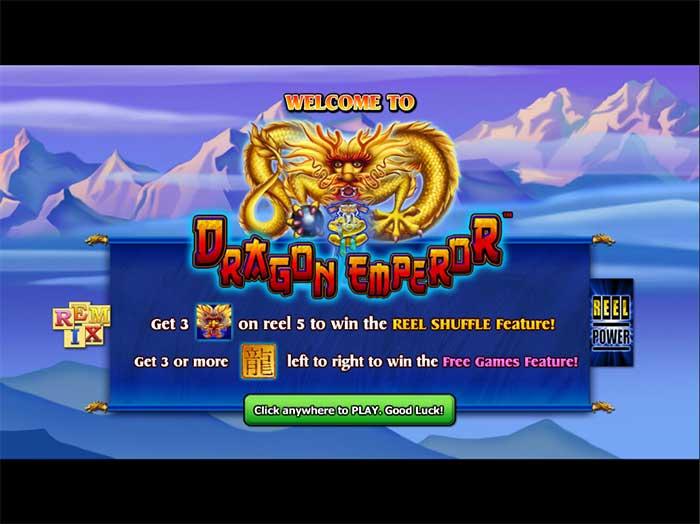 Dragon Emperor Slot Aristocrat