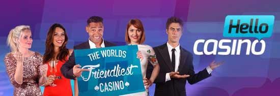 Cashback Bonus Hello Casino