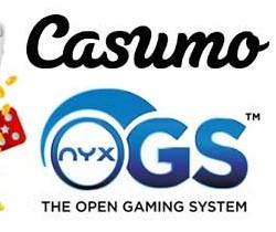 Casumo NYX slots