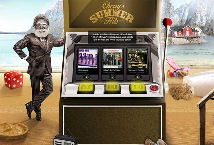 Cherry Casino Summer Hits