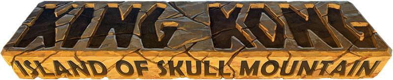 King Kong Island Of Skull Mountain Slot