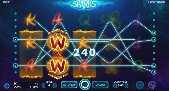 Spark slots