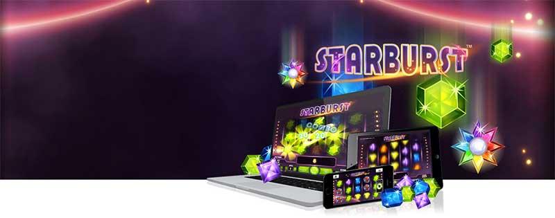 20 Free Spin Starburst