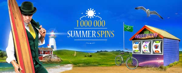 Summer Free Spins
