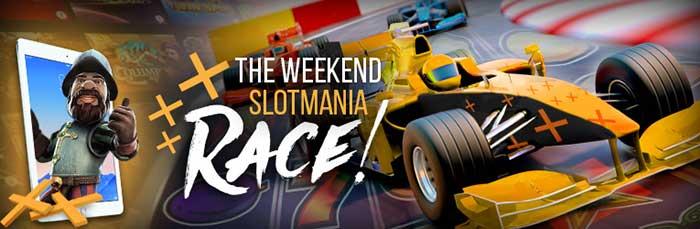 Weekend Slotmania Races