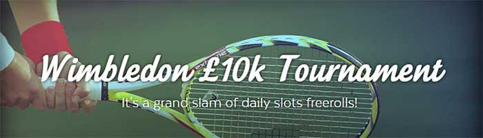 Wimbledon £10k Tournament