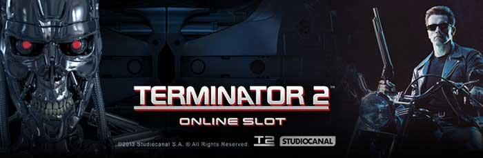 Terminator 2 Slot Promotion