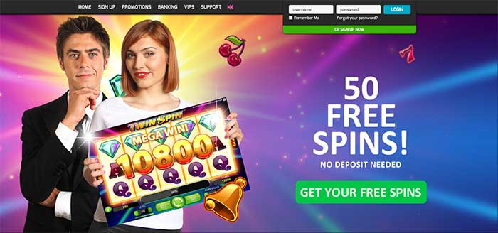 hello casino 50 free spins